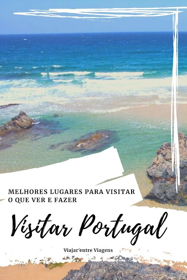 VIAJAR EM PORTUGAL, venha explorar o melhor de PORTUGAL | Os lugares a visitar em Portugal