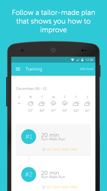 Runkeeper - GPS Track Run Walk screenshot #3