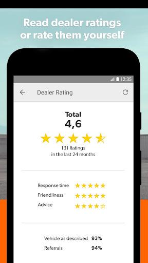mobile.de u2013 Germanyu2018s largest car market screenshots 7