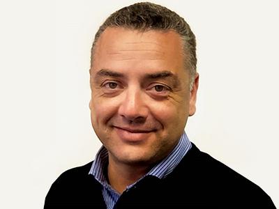 Ricky Correia, GM Blue Label Technology Distribution.