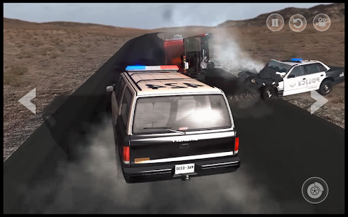 City Police Car: Robber Chase Driving Simulator 3D - náhled