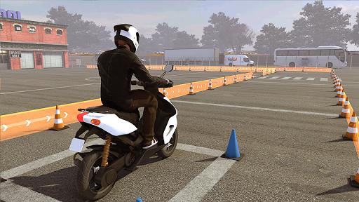 Real Bike 3D Parking Adventure: Bike Driving Games 11.0 screenshots 1