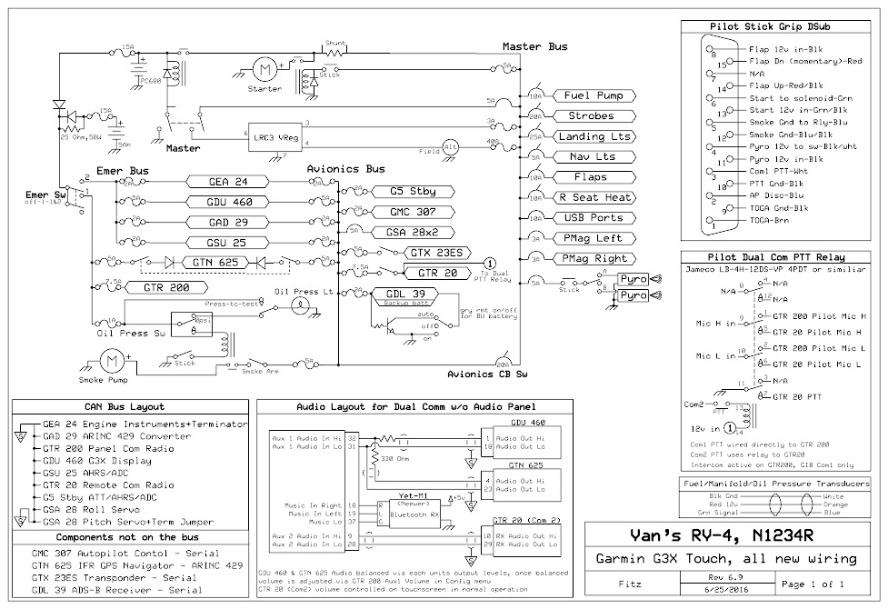 ifr rv4 schematic  vaf forums