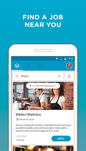 CornerJob - Job offers, Recruitment, Job Search  screenshots 1