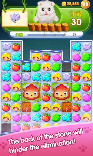 Forest Fruit Mania - screenshot