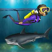 Shark Attack Escape