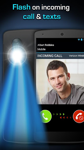 Flash Alerts LED - Call, SMS 1.1.1 screenshots 1