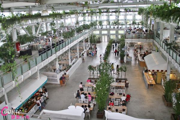 香草菲菲芳香植物博物館 花園Buffet吃到飽,享受在綠意盎然的環境用餐吧