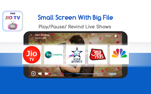 Free Jio TV HD Guide 2019 App Report on Mobile Action - App Store