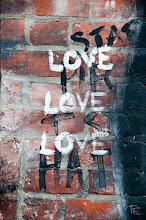 Photo: Love... 'cause it's essential...  My listening of moment : Little Girl Blue, Janis Joplin   #streeartsunday by +Luís Pedro+Peter Tsai+Mark Seymour
