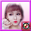 Cat Face Filters Camera icon