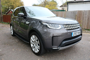 2017 DISCOVERY LUXURY HSE SI6 AUT