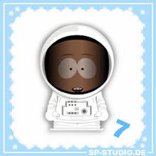 Photo: www.sp-studio.de Christmas Special, day 7: a space suit