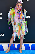 Sho Madjozi attends the 2019 BET Awards on June 23, 2019 in Los Angeles, California.