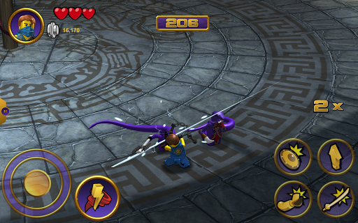 LEGO® Ninjago™ Tournament screenshot 13