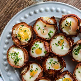 Bacon and Egg Cups.