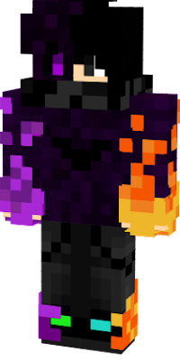 Tsuna Nova Skin - Skins para minecraft pe tsuna