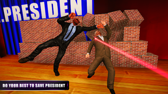 Bodyguard – Protect The President 2019 – Latest MOD Updated 3