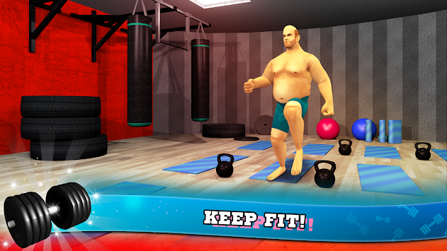 Fitness Gym: Bodybuilding Muscles Training apk screenshot