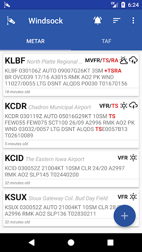 Windsock – Automatic METAR/TAF Pro v1.9.2