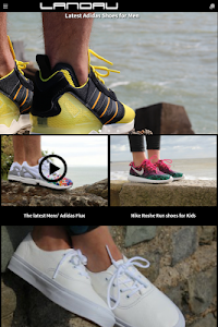 Landau Fashion Footwear Blog screenshot 7