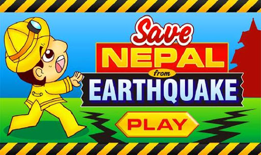 Save Nepal From Earthquake