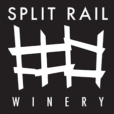 Logo of Split Rail Winery Dry Rose'