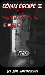 Comix Escape: Eight Hours ..- screenshot thumbnail