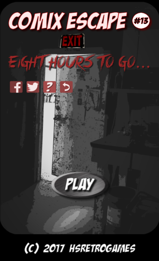 Comix Escape: Eight Hours ..- screenshot