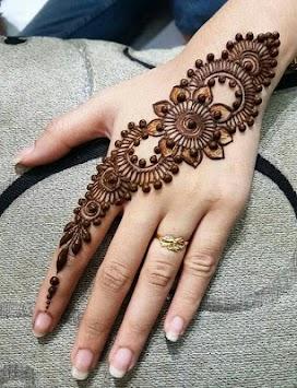 Download Motif Henna Sederhana Dan Indah Apk Latest Version App For