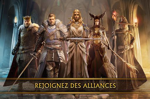 King of Avalon : roi de la guerre des dragons fond d'écran 2