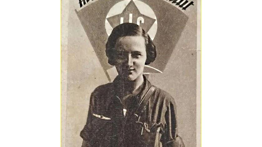 Lina Odena fue para el Ejército republicano una de sus heroínas, una de sus mártires, un icono de la mujer soldado.