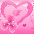 Tema valentine GO Launcher EX icon