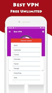 App Best CANADA VPN - Free Unlimited for Android APK for Windows Phone