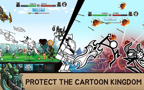 Cartoon Wars 3 Screenshot