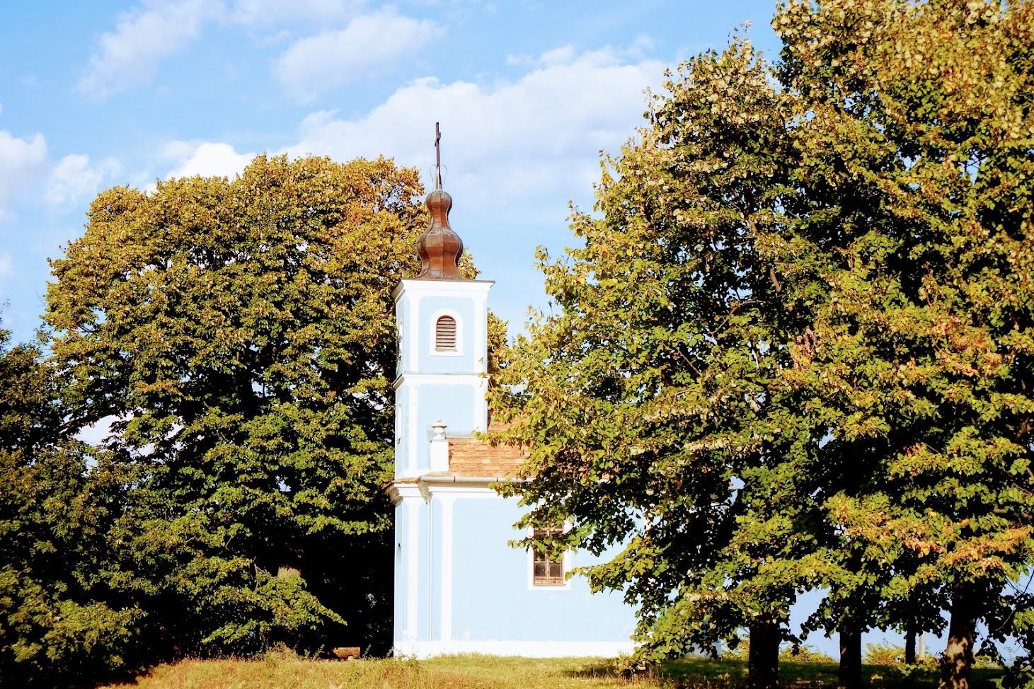 Szálka - Mausz kápolna