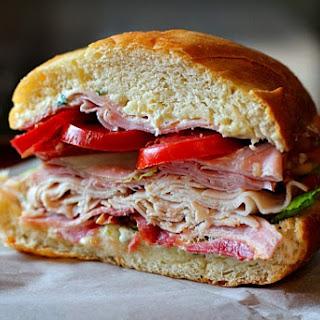 Club Sub Sandwich Recipe