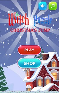 Witch Puzzle : Christmas Jump - náhled