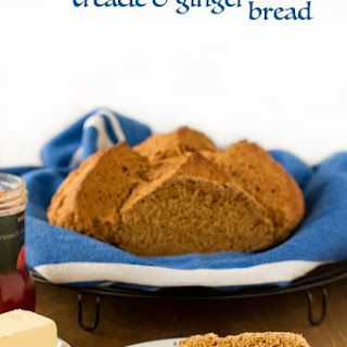 Irish Treacle And Ginger Bread.