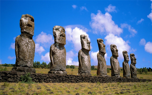 Easter Island  Themes & New Tab