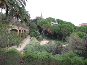 Photo: Parc Guell
