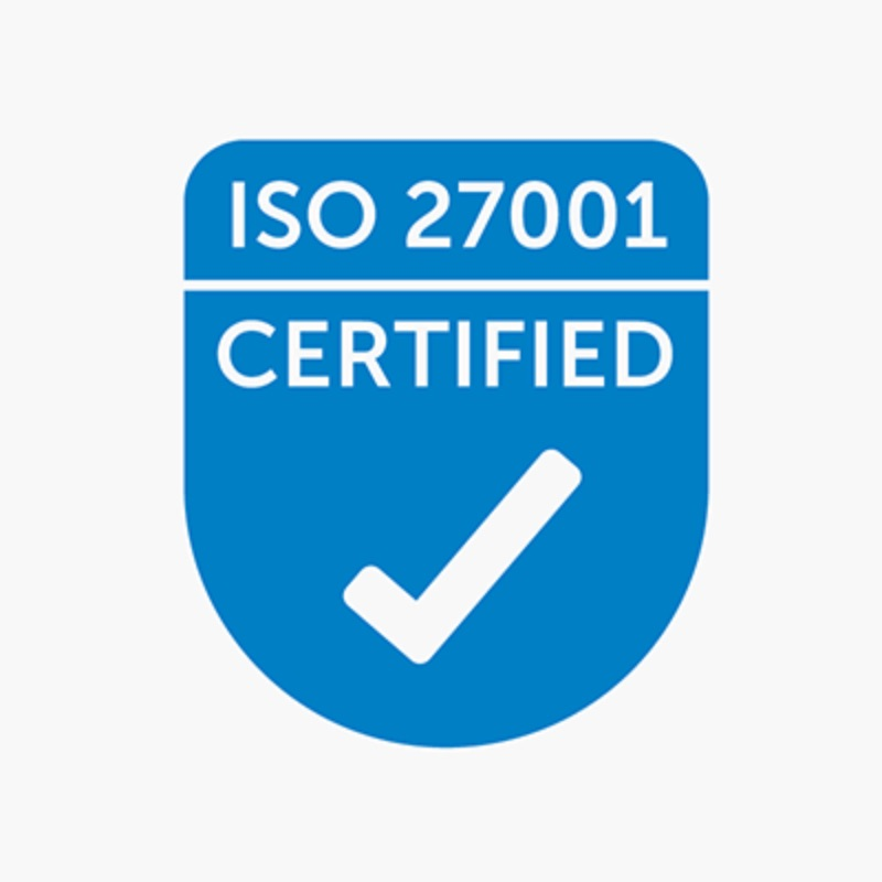 StarLeaf is ISO 27001 Certified