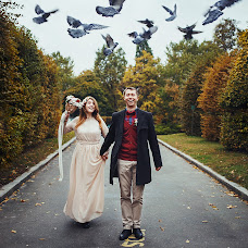 Wedding photographer Pavel Fishar (billirubin). Photo of 31.10.2016