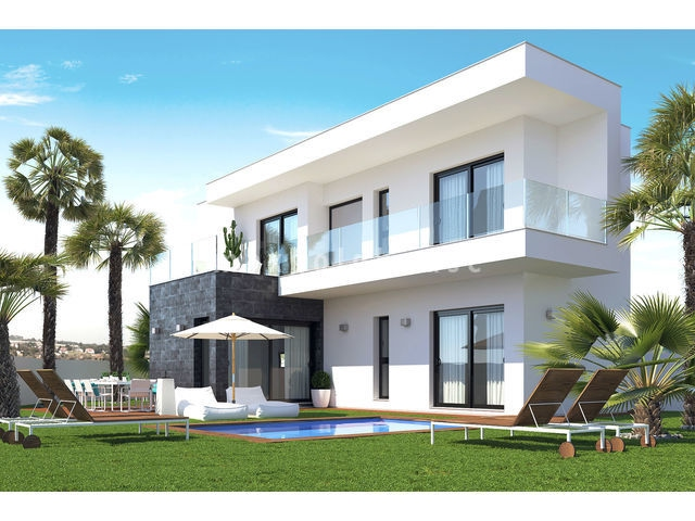 San Javier Detached Villa: San Javier Detached Villa for sale