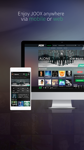 JOOX Music - Live Now! screenshot 5