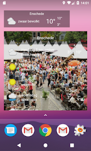 Enschede - Weer - náhled