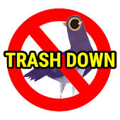 Trash Down - Trash Dove