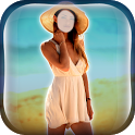 Summer Dress up: Photo Montage icon