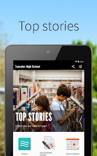 Tuacahn High School- screenshot thumbnail