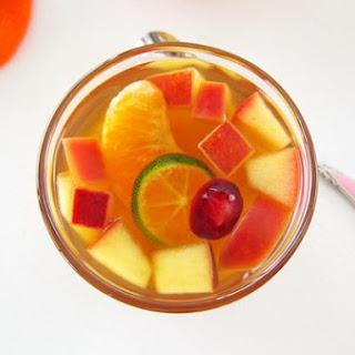 Fruit Tea 鲜果茶.